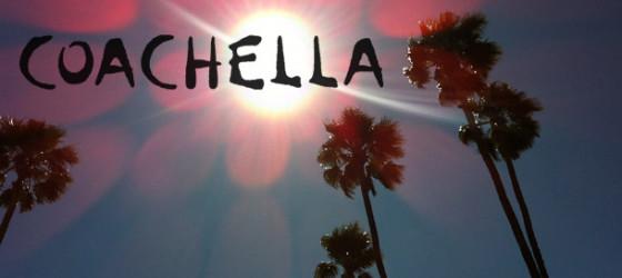 Coachella | Playlist 2013
