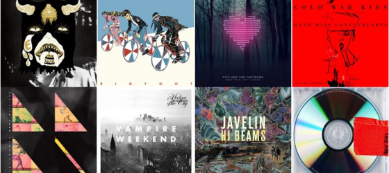 Top Albums | Summer 2013