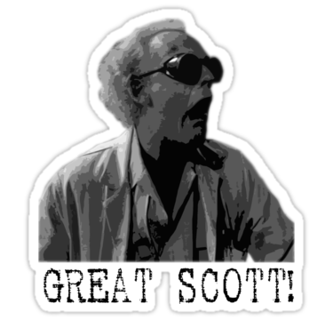 great scott